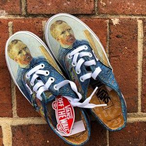 Vans X Vincent Van Gogh Authentic Sneakers